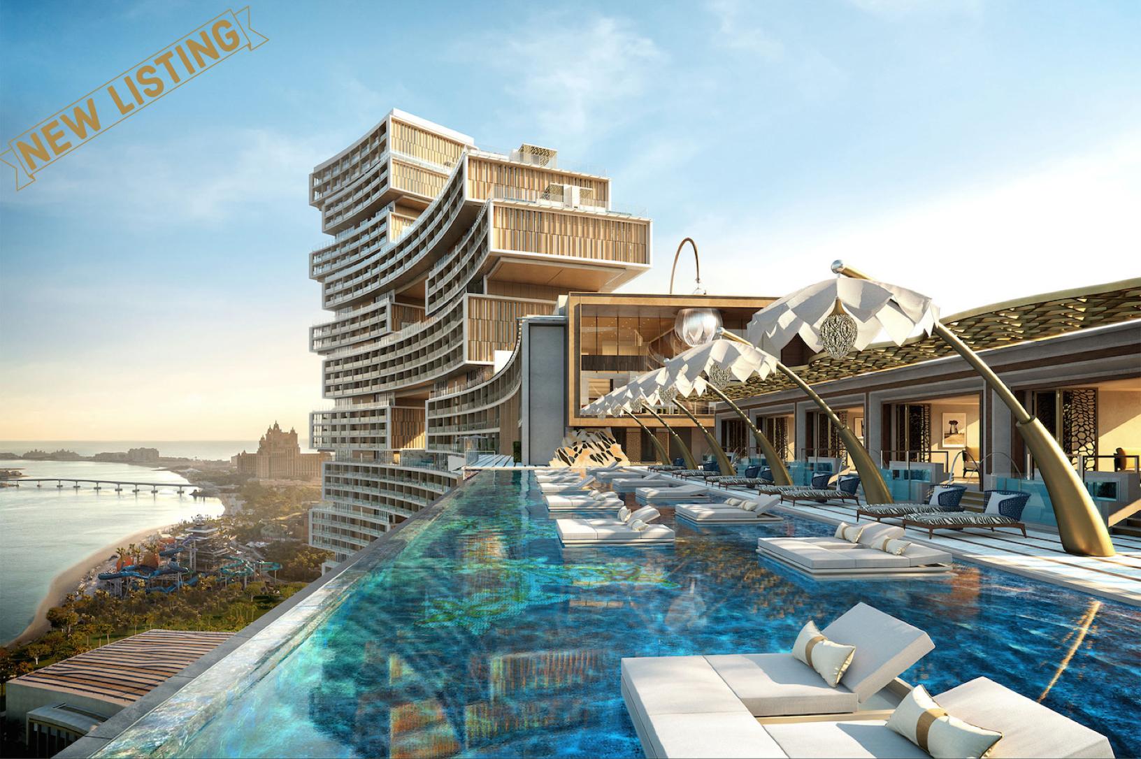 Penthouse Triplex ATLANTIS - Palm Jumeirah, Dubai for sale For Super Rich